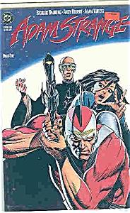Adam Strange - DC comics - Book One   1990 (Image1)