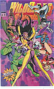 WILDC.A.T.S. Adventures. - # 4  Dec.  1994 Image comics (Image1)