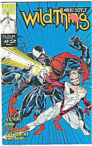 Wild Thing - Marvel comics - # 2  May 1993 (Image1)