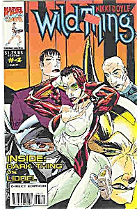 Wild Thing - Marvel comics - # 4  July 1993 (Image1)