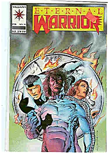 Eternal Warrior - Valiant comics - # 19  Feb. 1994 (Image1)