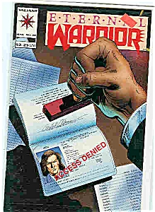 Eternal Warrior - #Valiant comics - # 20 March 1994 (Image1)