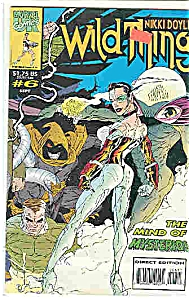 Wild Thing - Marvel comics - # 6 Sept. 1993 (Image1)