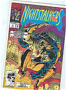 Nightstalkers - Marvel comics - # 4  Feb.1993 (Image1)