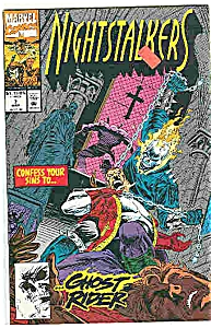 Nightstalkers - comics - # 7 May 1993 (Image1)