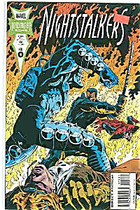 Nightstalkers - Marvel comics - # 16 Feb. 1994 (Image1)