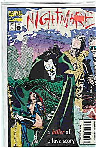 Nightmare - Marvel comics - # 3 Feb. 1995 (Image1)