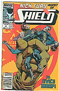 Nick Fury-Shield - Marvel comics - # 3 Nov. 1989 (Image1)