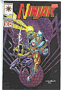 Ninjak - Valiant comics - # 6 August  1994 (Image1)