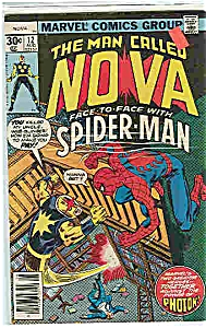 Nova - Marvel comics - # 12   Aug. 1977 (Image1)
