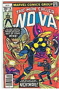 Nova - Marvel comics - # 18  March 1978 (Image1)