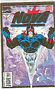 Nova -  Marvel comics - Jan. 1994 (Image1)