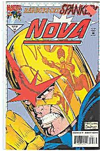 Nova - Marvel comics  - # 2  1994  Feb. (Image1)