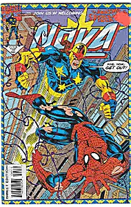 Nova - Marvel comics - # 3 March  1994 (Image1)