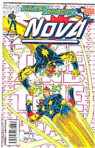 Nova - Marvel comics -  # 6 June  1994 (Image1)