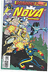 Nova - Marvel comics - # 8  August  1994 (Image1)