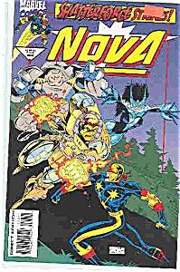 Nova - Marvel comics - # 8  August  1994 (Image1)