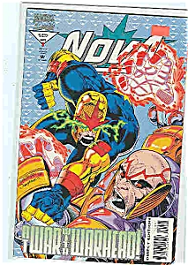 Nova - Marvel comics - # 9    Sept. 1994 (Image1)