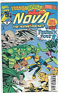 Nova - Marvel comics - # 11 NOv. 1994 (Image1)