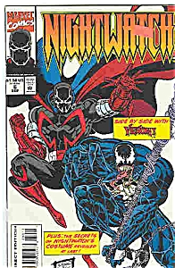 Nightwatch - Marvel comics - # 6 Sept. 1994 (Image1)
