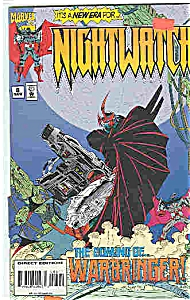 Nightwatch - Marvel comics - # 8  Nov. 1994 (Image1)