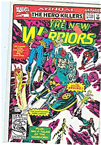 The New Warriors -Marvel comics Annual  Feb. 1992 (Image1)