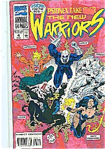 The New Warriors - Marvel comics -Annual - # 4 1994 (Image1)