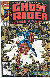 Ghost Rider - # 2   August 1991    Mar vel comics (Image1)