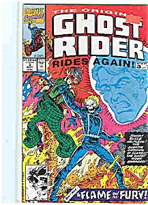 Ghost Rider - Marvel comics - # 3 Sept. 1991 (Image1)