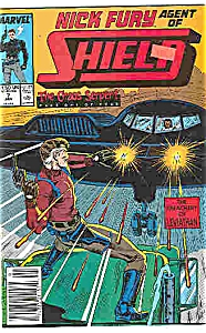 Nick Fury, agent of Shield - Marvel comics - #7 Jan.90 (Image1)