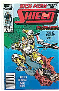 Nick Fury, agent of Shield -Marvel comics -# 8 Feb.90 (Image1)