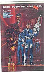 Nick Fury vs. s.h.i.e.l d. -Marvel comics - Sept. 88 #4 (Image1)