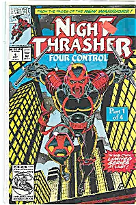 Night Thrasher - Marvel comics - # l Oct. 1992 (Image1)