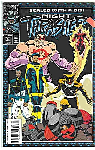 Night Thrasher - Marvel comics - # 4 Nov. 1993 (Image1)