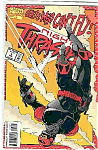 Night Thrasher - Marvel comics  # 5  Dec. 1992 (Image1)