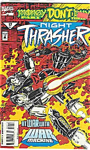 Night Thrasher - Marvel comics - # 17  - Dec. 1994 (Image1)