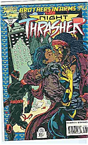 Night Thrasher - Marvel comics - # 8  March 1994 (Image1)