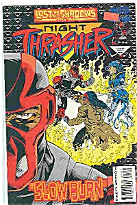 Night Thrasher - Marvel comics - # 14  Sept. 1994 (Image1)