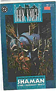 Dark Knight - DC comics -No. 2   Dec. 1989 (Image1)