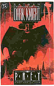 Dark Knight - DC comics - # 11  Sept. 1990 (Image1)