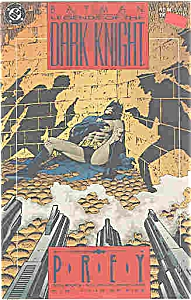 Dark Knight - DC comics - # 14  Jan. 1991 (Image1)