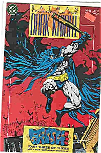 Dark Knight - DC comics - # 23  Oct. 1991 (Image1)