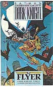 Dark Knight - DC comics - # 24  Nov. 1991 (Image1)