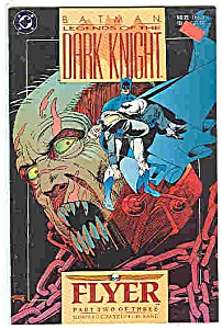 Dark Knight  - DC comics - # 25 - Dec. 1991 (Image1)
