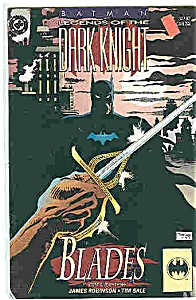 Dark Knight - DC comics - # 32   June 1992 (Image1)