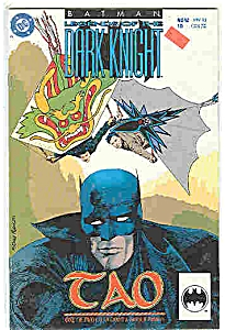 Dark Knight - DC comics - # 52     Oct. 1993 (Image1)