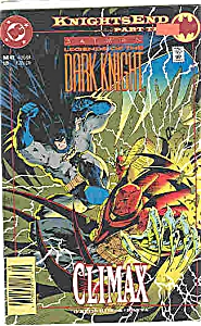 Dark Knight -  DC comics -  #63  August 1994 (Image1)