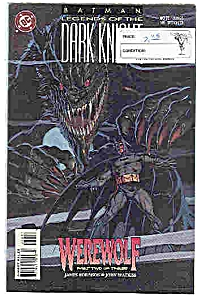 Dark Knight - DC comics - # 72 June 1995 (Image1)