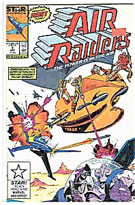 Air Raiders - Star comics - #1  Nov. 1987 (Image1)