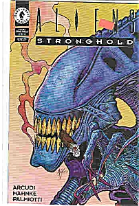 Aliens stronghold - Dark Horse comics - # 3  July 94 (Image1)
